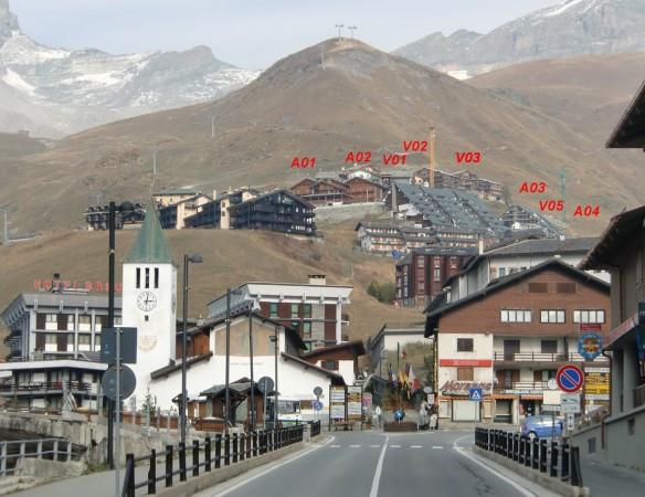 Bilocale Valtournenche Strada Giomein 6