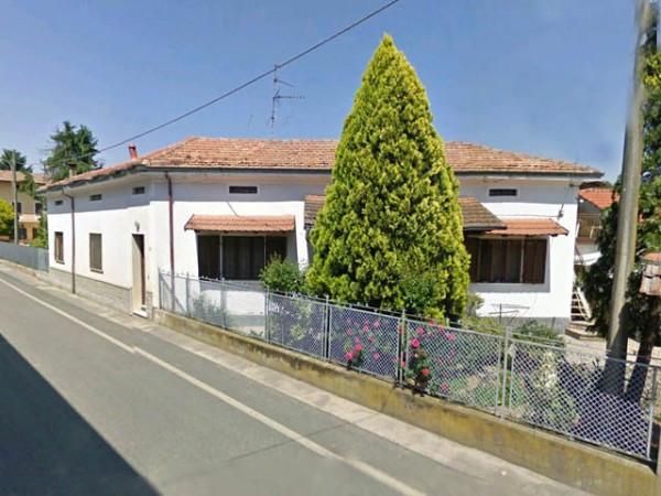 Soluzione Indipendente in vendita a San Giacomo Vercellese, 3 locali, prezzo € 55.000 | Cambio Casa.it