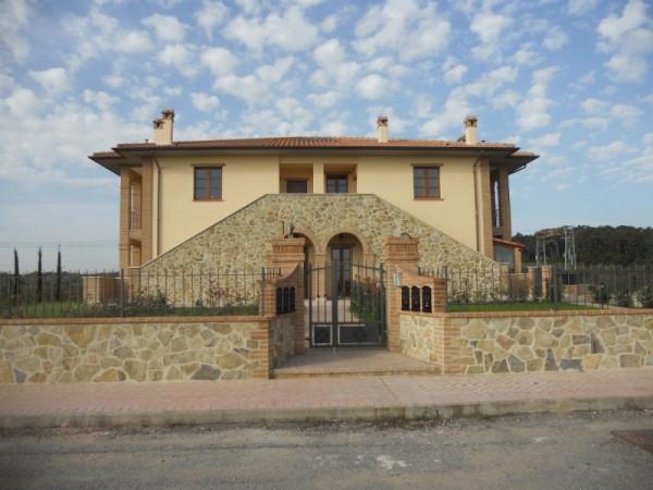 Bilocale Castiglione del Lago Via Xxv Aprile 3