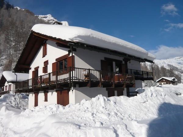 Villa in vendita a Gressoney-la-Trinitè, 6 locali, prezzo € 800.000 | Cambio Casa.it