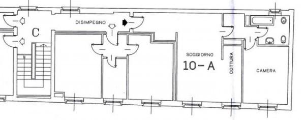 Bilocale Lecco Via Appiani 2