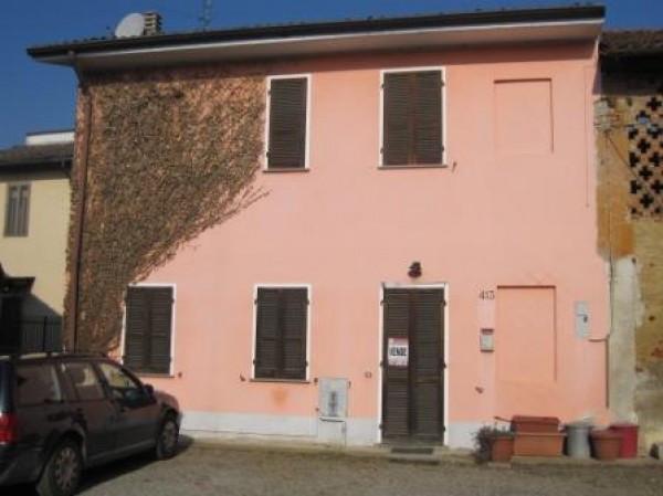 Soluzione Indipendente in vendita a Chignolo Po, 3 locali, prezzo € 48.000 | Cambio Casa.it