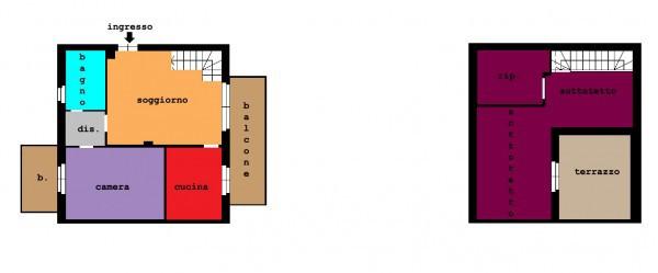 Appartamento in vendita a Monza, 3 locali, zona Zona: 7 . San Biagio, Cazzaniga, prezzo € 250.000 | Cambiocasa.it