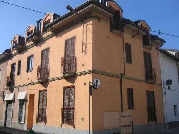 Bilocale Seveso Via Federico Borromeo 1
