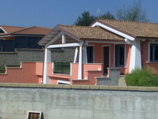 Villa in vendita a Riano, 4 locali, prezzo € 330.000 | Cambio Casa.it