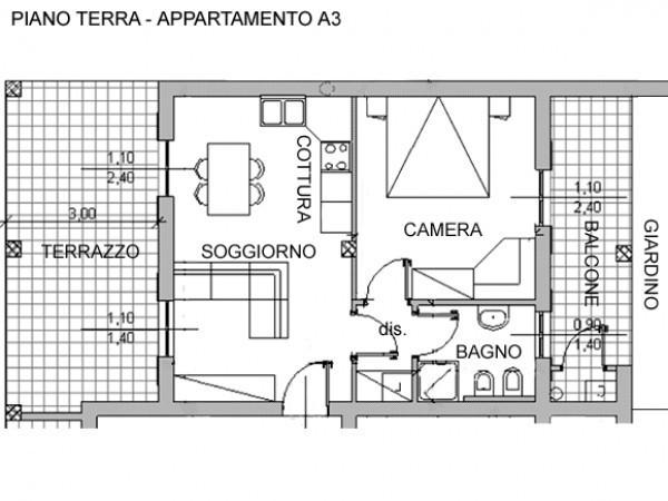 Bilocale Gargallo Via Dei Partigiani 10