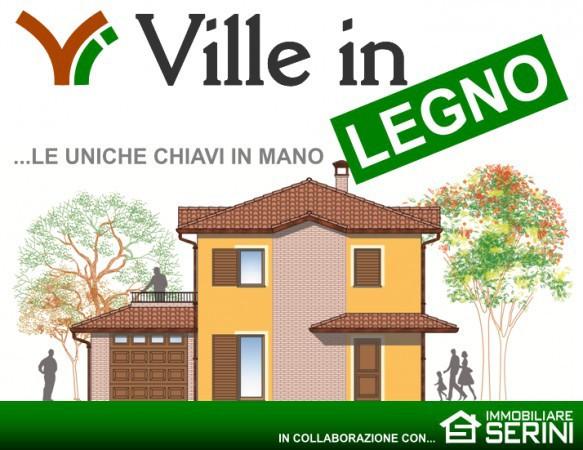 Soluzione Indipendente in vendita a Monte San Giusto, 6 locali, prezzo € 275.000 | Cambio Casa.it
