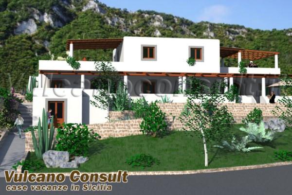 Palazzo / Stabile in Vendita a Malfa