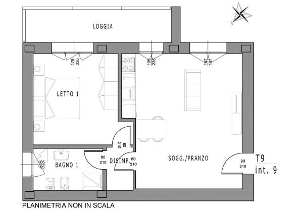 Vendita  bilocale San Giovanni in Persiceto Strada Provinciale N.568 1 400110