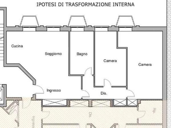Vendita  bilocale Borgomanero Piazza Mora E Gibin 1 898307