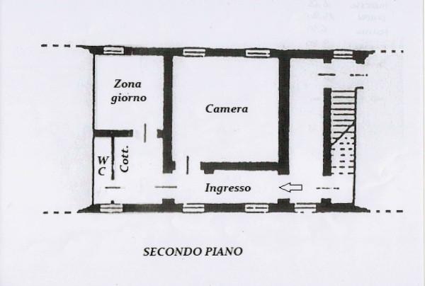 Vendita  bilocale Venezia Calle Nicoli 1 510361