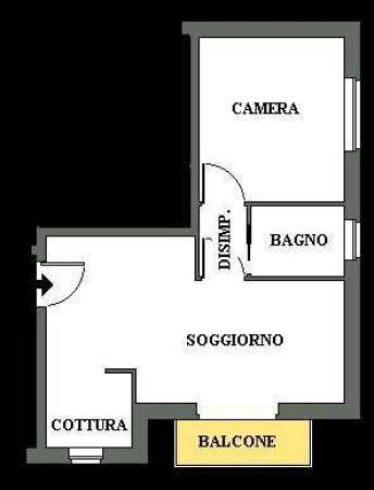 Affitto  bilocale Bogogno Via 4 Novembre 1 492977