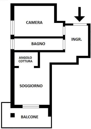 Vendita  bilocale Taggia  1 530321