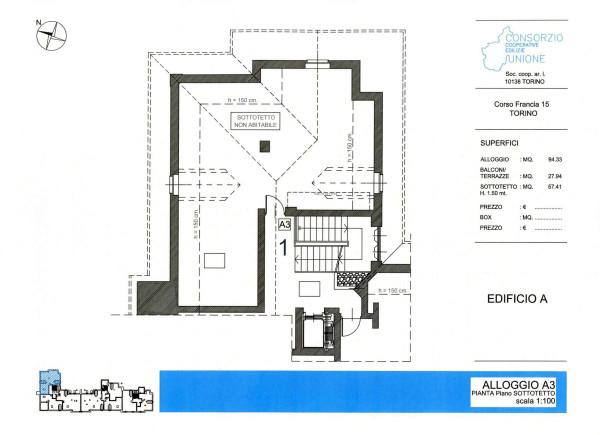 Vendita  bilocale Brandizzo Via Nilde Lotti 1 529347