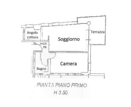 Vendita  bilocale Venezia  1 899876