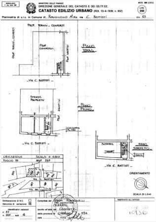 Vendita  bilocale Rosignano Marittimo Via Cesare Battisti 1 423315