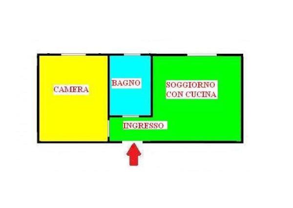 Vendita  bilocale Roburent Via Odassi 1 564061