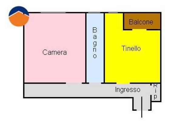 Vendita  bilocale Torino Corso Unione Sovietica 1 901958