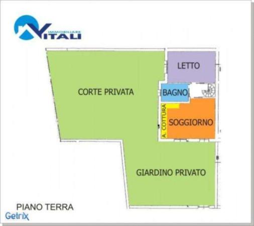 Vendita  bilocale Gambettola Via Alcide De Gasperi 1 562963