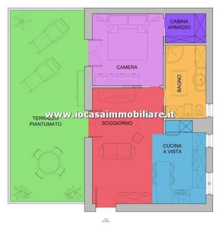 Vendita  bilocale Milano Via Privata Val Maggia 1 561911