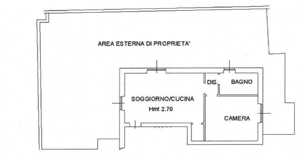 Vendita  bilocale Costa Masnaga Via S. Francesco 1 855289