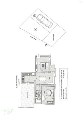 Vendita  bilocale Chianni Via Di Monte 1 900025