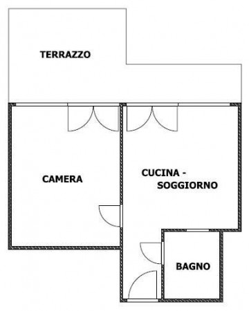 Vendita  bilocale Castellamonte Strada San Bernardo 1 902228