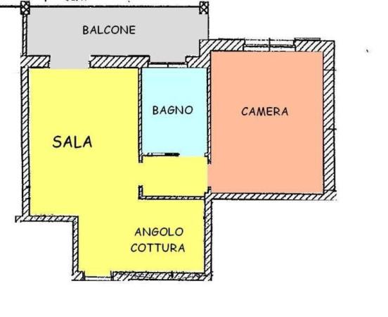 Vendita  bilocale Castelfranco Emilia Via Dei Mille 1 900557