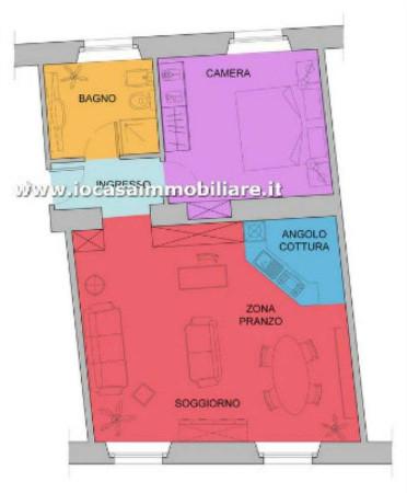 Vendita  bilocale Milano Via Della Spiga 1 390134