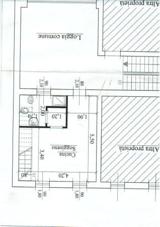 Vendita  bilocale Triuggio Via Monte Rosa 1 902502