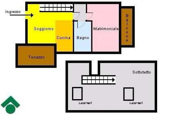 Vendita  bilocale Cornaredo Via Don Luigi Sturzo 1 658134