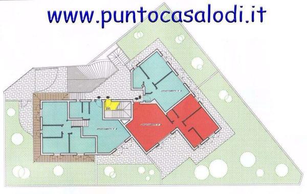 Vendita  bilocale Borghetto Lodigiano Borghetto Lodigiano 1 657243