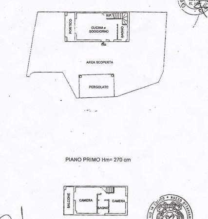Villa trilocale in vendita a Perledo (LC)-21