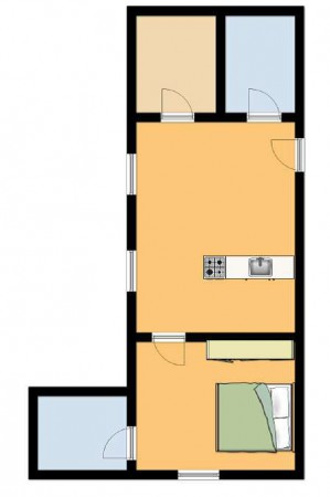 Affitto  bilocale Lucca Via Michele Rosi 1 482333