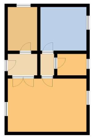 Affitto  bilocale Capannori Via Del Blocco 1 898682
