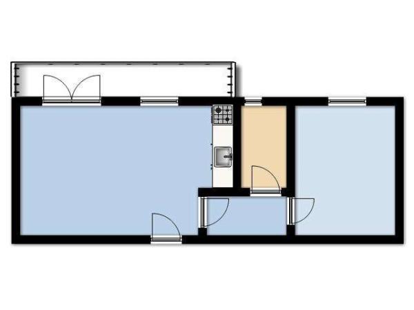 Affitto  bilocale Lucca Via Salicchi 1 570205