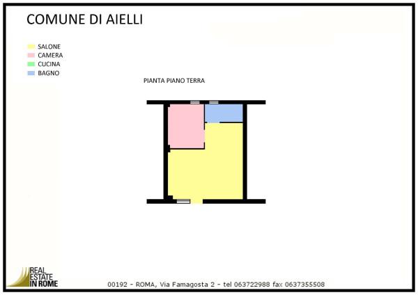 Vendita  bilocale Aielli Via Fucino 1 275052