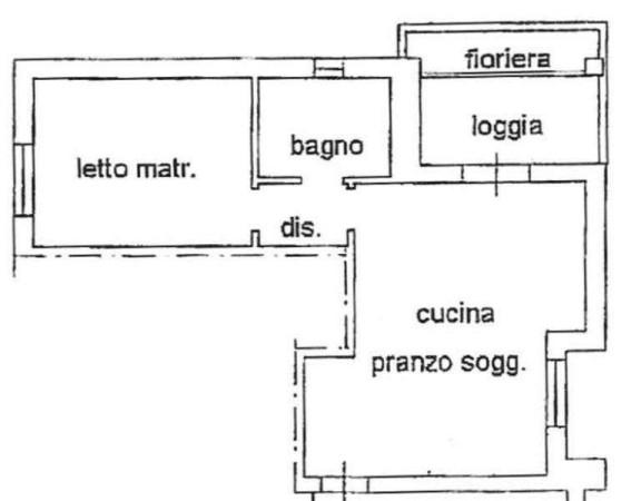 Affitto  bilocale Gambettola Via Del Lavoro 1 677285