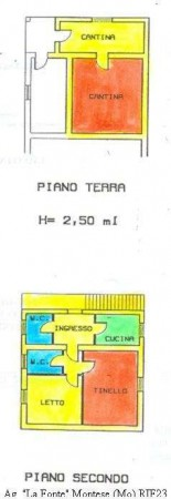 Vendita  bilocale Montese Piazza Repubblica 1 678902