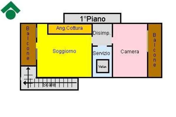 Vendita  bilocale Oulx Via Vercellino Pietro, 25 1 902646