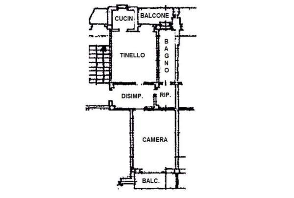 Vendita  bilocale Castellamonte Via Ex Internati 1 682743