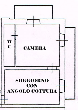 Vendita  bilocale Bari Via De Rossi 1 902699