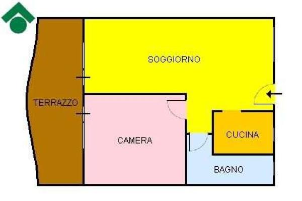 Vendita  bilocale San Benedetto del Tronto Via San Giacomo 1 686381