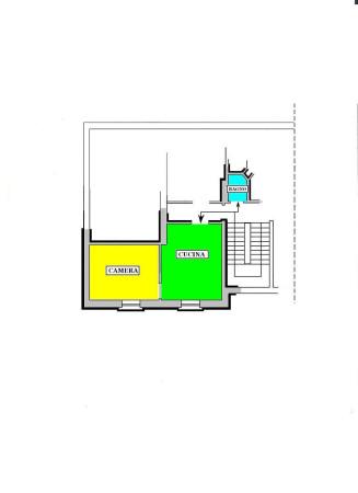 Vendita  bilocale Venaria Reale Piazza Montelungo 1 691586