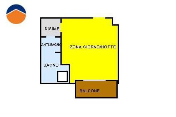 Vendita  bilocale Vittuone Via P. Ghidoli 1 861460
