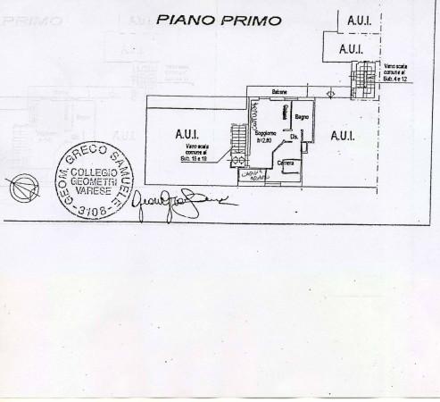 Vendita  bilocale Marnate Via San Sebastiano 1 871201