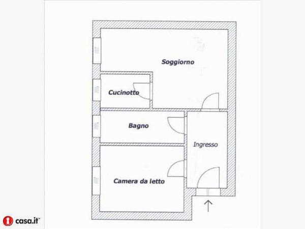 Vendita  bilocale Cinisello Balsamo Appartamento In Vendita, Cinisello Balsamo 1 1388606