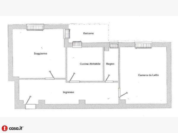 Vendita  bilocale Cinisello Balsamo Appartamento In Vendita Via Caduti Della Liberazione, Cinisello Balsamo 1 876288