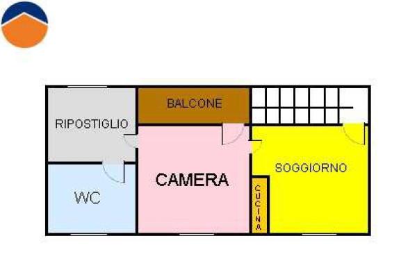Vendita  bilocale Brescia  1 842895