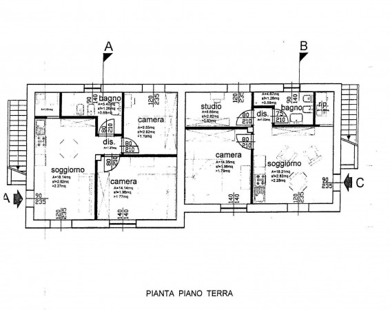 Vendita  bilocale Lucca Via Cornacchie 1 847412